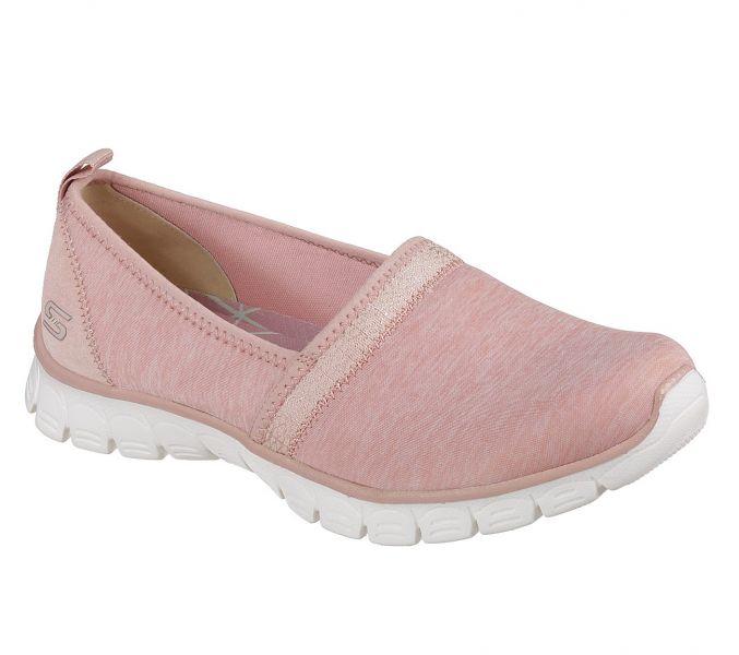 a70d58e16f15 23436 Rose Skechers shoes Memory Foam Women s Comfort Casual Slip On Sporty  Mesh